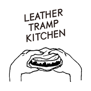 ロゴ-LEATHER TRAMP KITCHEN
